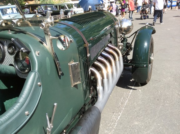 1920s Bentley Blower