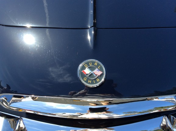 dual ghia emblem